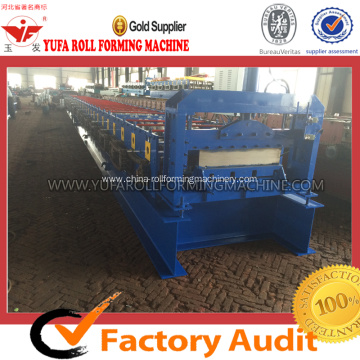 Deck Standing Roll Forming Machine