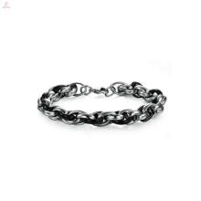Bracelet en peau de serpent, bracelet magnétique en titane