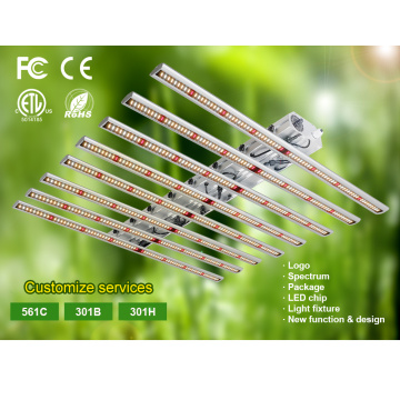 2020 Grow Light Samsung LED-Dioden Fluence Style