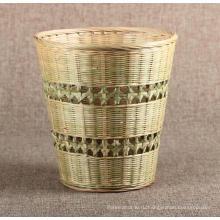 Бамбуковая корзинка высокого качества ручной работы (BC-NB1015)