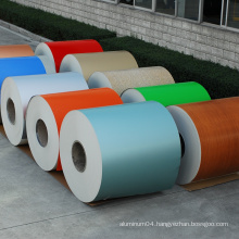 Painting Aluminum Coil for Insulation Sheet and Honeycomb Panel Acm
