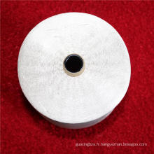 Vente chaude 100% fil de bambou 21s pour tapis en bonne qualité