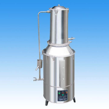 2017 Newest Water Distiller/rohs/ce For Dental Laboratory Use 4l Medical Filter Purifier Distilled Purify