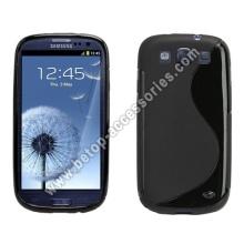S Shape Case For Samsung I9300