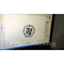 100w fiber laser marking machine for logo engraving on metals