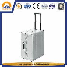 Multi-funcional alumínio Lockable carrinho Travel casos HP-2502