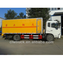 Best Price Dongfeng Tianjin Explosion proof equipment transport vehicle