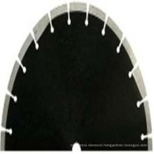 Laser Welded Diamond Cutting Blades for Asphalt