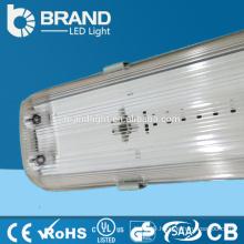 Tube 8 Light Fixture 1.2M 36W IP65 Aluminium Tri-proof Light With 2PCS G13 18W Tubes