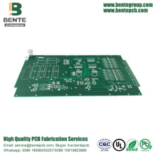 Étain multicouche d'immersion de carte PCB de 4Layers FR4 TG150