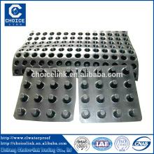 EVA dimpled drainage board waterproof membrane