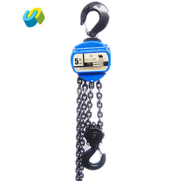 5 Ton Munual Chain Block Yale Pull Lift