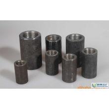 Barra de aço conexão acoplador usam mangas de aço para embalagem da luva de conexão rebar padrão da exportação