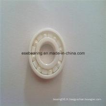 China Factory Haute qualité à prix bon marché Full Zro2 Roulement en céramique 608