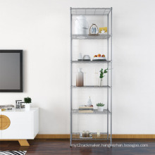 Metal Rack For Home Office Supermarket Display Wire Metal Shelf
