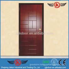 JK-AI9807 Italian Style Steel Wood Door for House