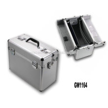 new design and portable aluminum men briefcase from China factory high quality