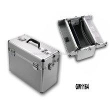 novo design e maleta de homens portátil de alumínio de alta qualidade fábrica de China