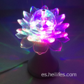 Rotary luz LED regalo