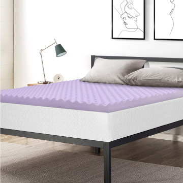 Comfity Back Sleep Friendly Foam Bed Topper