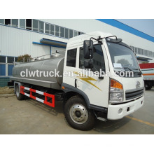 Camión de transporte de leche, camión de transporte de leche FAW, camión de transporte de leche 4X2, camión de transporte de leche 10000L