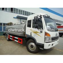 milk transportation truck, FAW milk transportation truck, 4X2 milk transportation truck, 10000L milk transportation truck