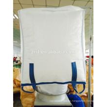 Bolsas grandes del trazador de líneas interior, bolso del trazador de líneas a granel del envase 1000kg, bolsa para contenedores flexible ZR