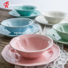 Дешевые керамические чаша керамическая чаша оптовой