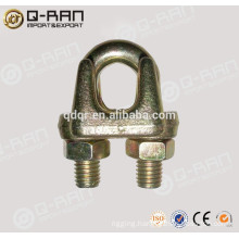 Rigging Factory Drop Forged Zinc Plated Type A Wire Rope Clip