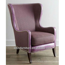 French high wing back chairs for hotel XYD452