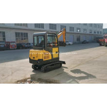Mini Diggers Construction Machinery 1ton Hydraulic Crawler Excavator Price With Hammer