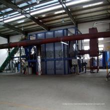 A pirólise de borracha habilitada da maquinaria pequena do óleo da pirólise do CE & do ISO com melhor após o serviço