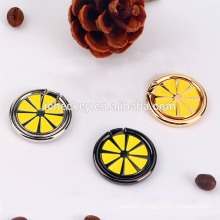 Ring holder for smart phone with magnetic supporting ring holder