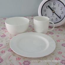 Juego de desayuno de hueso fino de China - 11ct15013