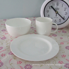 Fine Bone China Breakfast Set - 11ct15013