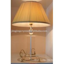 Lampe de table en cristal pour l'hôtel Jd-Cl-14