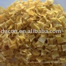 grânulos de batata seca