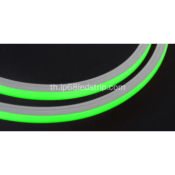 แม้กระทั่งแถบ IP68 Dotless 1214 Green Top Bend Led Strip Light