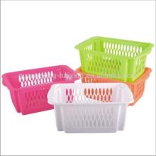 Panier en plastique Stackabke pour légumes & corbeille de fruits panier rangement légumes en plastique