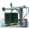 Auto Bulk Chemical Liquid Filling Machine