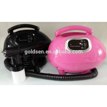 Casa Pequena pele Tanning cama Mini elétrico HVLP Spray Tan Gun Profissional portátil Body Tanning Machine