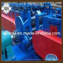 Máquina formadora de rollos de mecanizado de cambio rápido C (AF-C80-300)