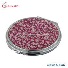 Personalizado redondo espelho cosmético para promoção