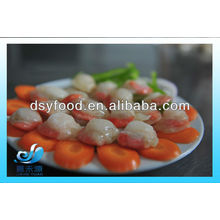 Frozen baby scallop meat IQF