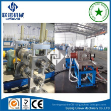 metal stud and track c purlin roll forming machine