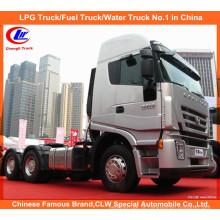 15mt 18mt 20mt 25mt Capacidade de Puxar Iveco 6 * 4 Caminhão Tractor