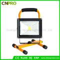 50W Flut wiederaufladbare Camping Licht LED Lichter Portable mit 5V wiederaufladbare Batterie