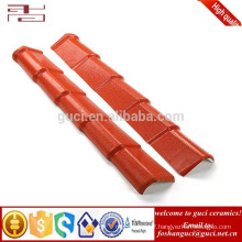 Self Cleaning House Roof Parts J-Shaped Eave Board Roof Accessories