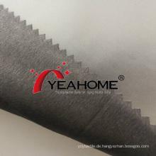 Grau gefärbter, nicht gewebter, silberbeschichteter Autoverkleidungsstoff