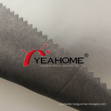 Grey Dyed Non-Woven Bonded Silver Coated Car Cover Fabric